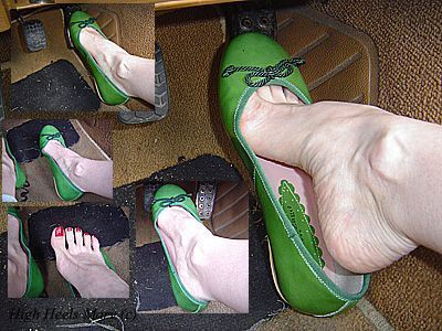 Mary's multi-purpose shoes