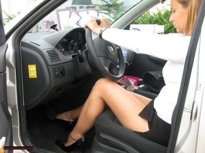 Innovative The Latest Statistics Show That 29 Per Cent Of Men Admitted Being Distracted By Short Skirts And Lowcut Tops In The  Especially When Frustrated By A Confined Space Such As A Car  And Men Are Quicker Than Women To Expose Such
